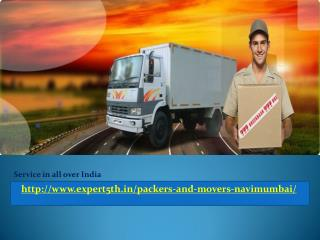Get Inexpensive quality of Relocation Services in Navi Mumbai