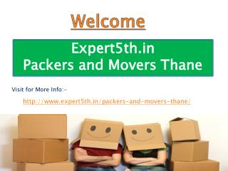 Expert5th provide quality of Relocation Services in Thane