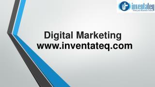 Digital Marketing by Inventateq