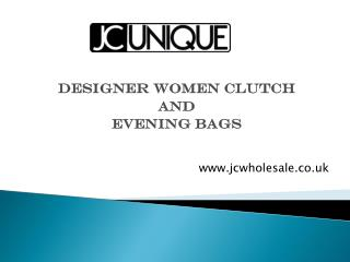 Women Designer Evening and Clutch Bags Online