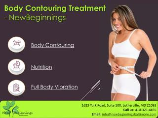 Body Contouring Treatment - NewBeginnings