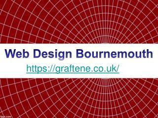 Web design Bournemouth