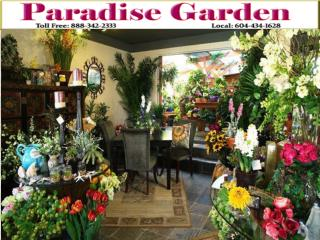 flower shop vancouver
