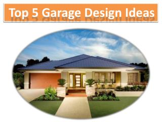 Get Your Desired Garage Plans At A Reasonable Price.