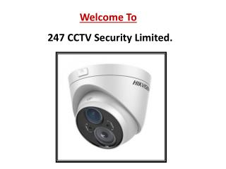 247 CCTV Security Limited - Essex