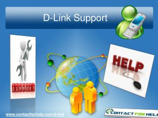 Get D-link Customer Support for USA & Canada