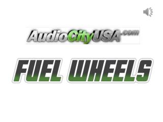 Fuel Off-road- Fuel Wheels