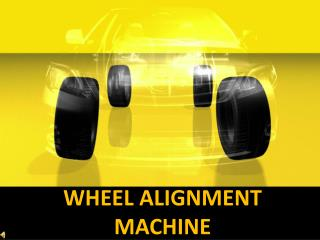 Find The Best Wheel Aligner For Your Needs