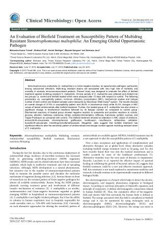 https://www.google.co.in/search?q=An Evaluation of Biofield Treatment on Susceptibility Pattern of Multidrug Resistant S