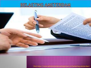 Belasting amsterdam - Administratie Voor Beginners