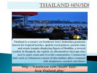 THAILAND (4N/5D)