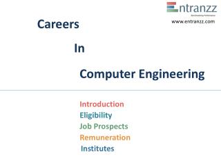 Careers In Computer Engineering