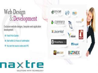 Avail India's Best CMS Website Development & Design Services