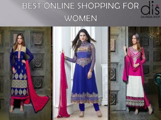 Daindiashop.com | Best Online Shopping For Women