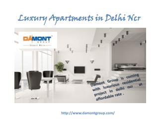 Luxury Apartments in Delhi Ncr