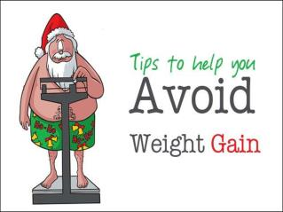 Smart Tips to Avoid Weight Gain