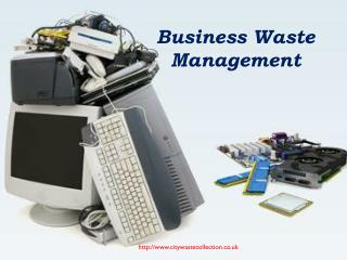 Business Waste Removal Services
