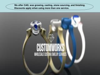 Wholesale Custom Jewelry