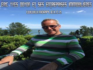 �ric Yves Doyon et ses entreprises immobili�res
