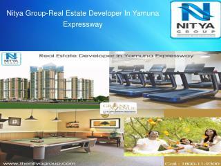 Nitya Group-Real Estate Developer In Yamuna Expressway