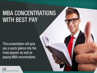 Which MBA Pays the Most