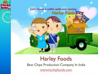 Buy Best Quality Harley Foods Chips in India