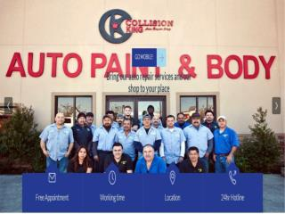 Collision King Auto Center