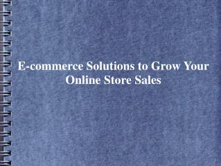 Best Ways to Increase Your Online Store Sales