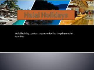 Muslim Holiday Tours
