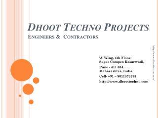 Top Industrial Construction Company in Maharashtra