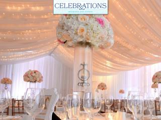 We Offer Full Wedding Services, Including Planning, Design, Production and Floral
