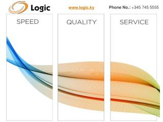 Logic is the biggest residential TV service provider in Cayman