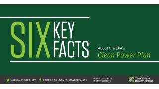 Six Key Facts About the Clean Power Plan