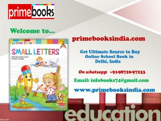 Book Store Online: Capital Letters Books Online