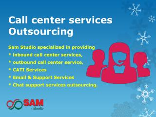 Call center services outsourcing- Outsource service provider