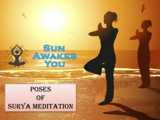 Steps of surya meditation