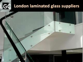 london laminated glass suppliers