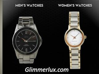 Glimmer Lux Luxury watches