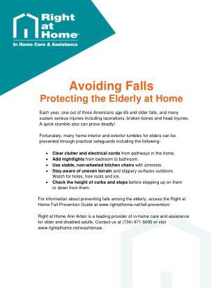 Fall Prevention Tips for Seniors | Senior Care | Ann Arbor, MI