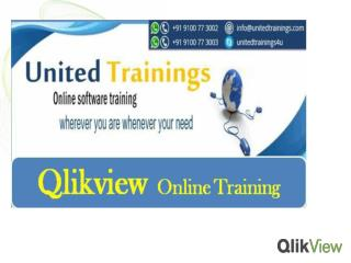 Qlikview Online Training | qlikview training material | qlikview training videos