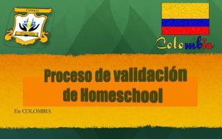 Validación y exámenes libres Colombia