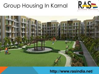 Group Housing In Karnal