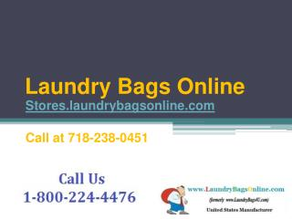 Buy Durable Laundry Bags at Stores.laundrybagsonline.com