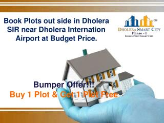 Buy Plots Near Dholera International Airport