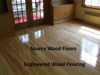 Big Discount for Engineered Wood Flooring