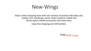 Newwings-online shopping store