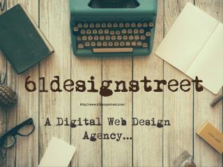 61designstreet - Digital Web Design Agency