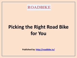 Guides & News on Road Bikes