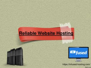 Affordable and Cheap VPS Hosting - Infused Hosting