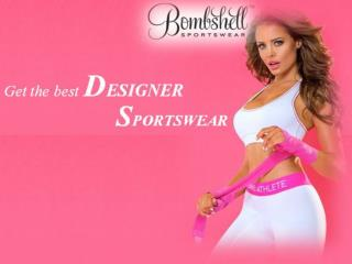 Shop sportswear at bombshell Sportswear